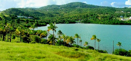 116 acres of beachfront land for sale, Vieux Fort, St Lucia