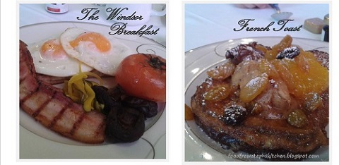 The Windsor Breakfast and French Toast - Steph's Kitchen