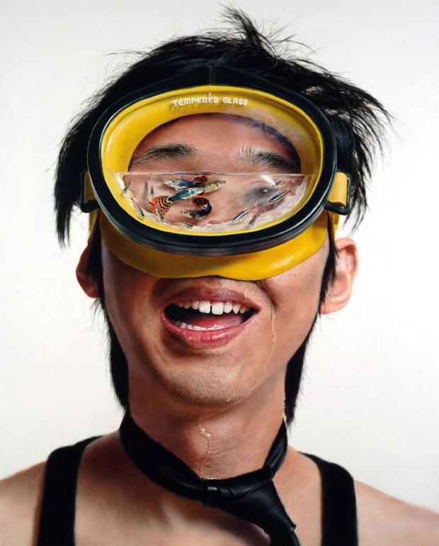 Kang Kang-Hoon.Doctor Ojiplático
