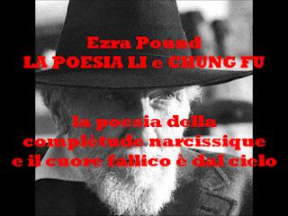Ezra Pound ▬ La poesia Li e Chung Fu