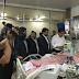 Pimpinan Fraksi PKS DPR RI Kunjungi Korban Tragedi Bom Sarinah