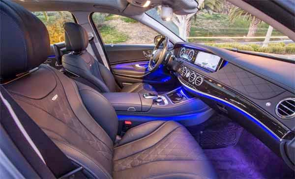 2016 Mercedes Maybach S600 Review Concept