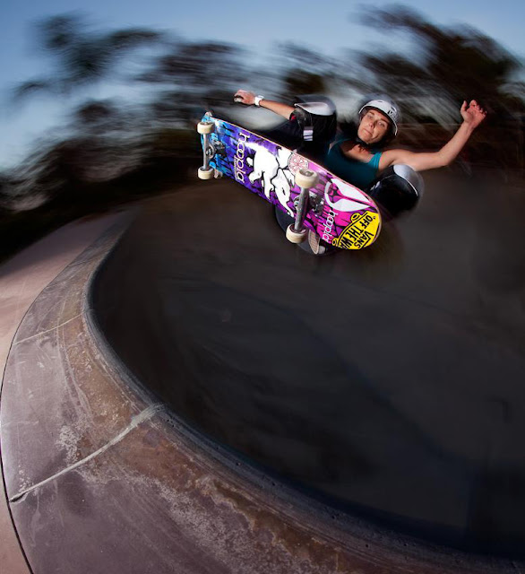 Mimi Knoop, Skate Video, Skate sponsors