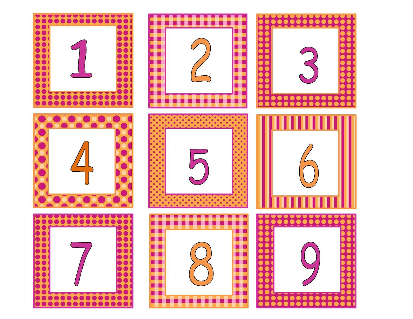 Preschool Printables: Chicka Chicka Boom Boom Calendar