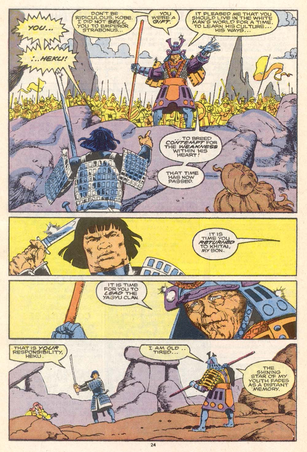 Conan the Barbarian (1970) Issue #206 #218 - English 20
