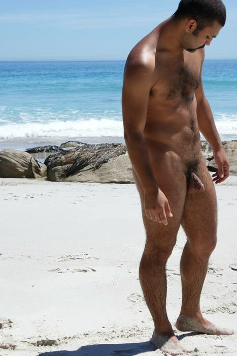 Hairy Man Nude Beach