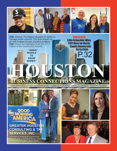 02 - EDITION OF HOUSTON BUSINESS CONNECTIONS MAGAZINE