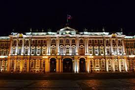 Museo Hermitage, San Petersburgo.
