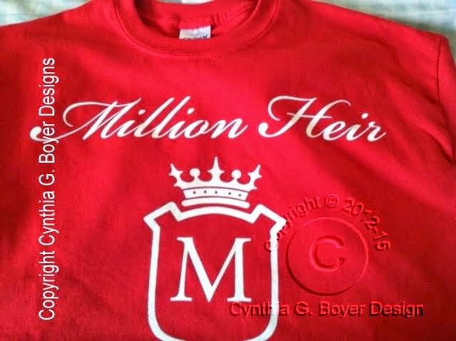 Million-Heir T-Shirts