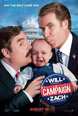 En campaña todo vale ( La Campaña )  cartel