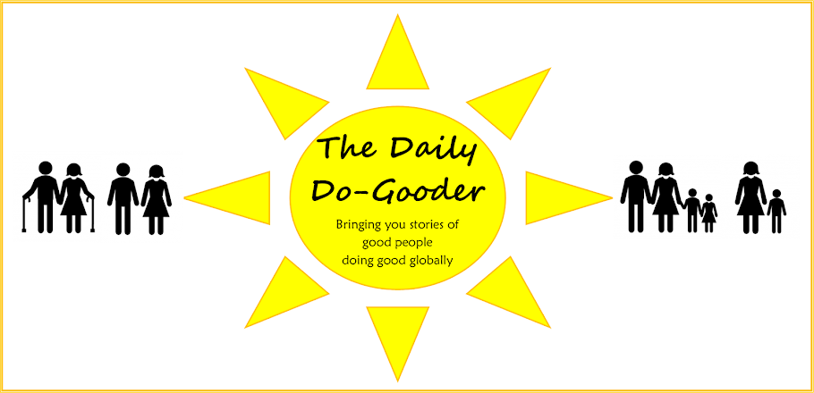 The Daily Do-Gooder