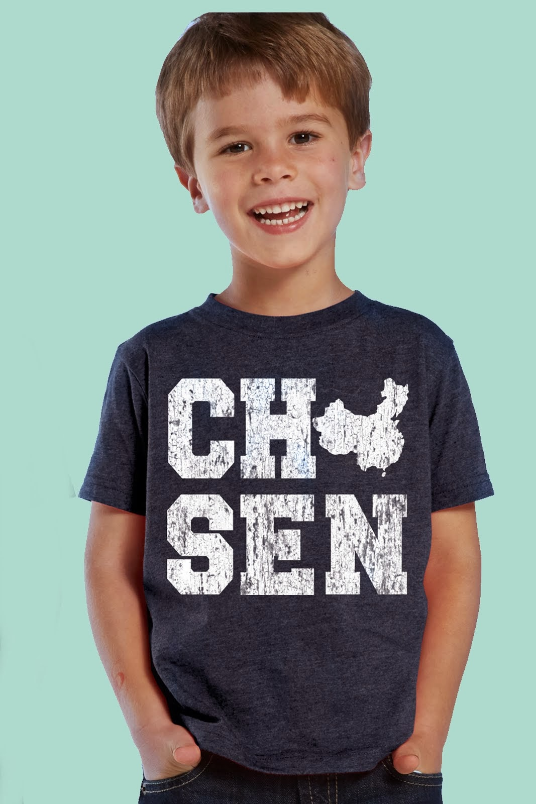 CHOSEN China Shirt