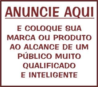 ANUNCIE AQUI 320 x 320 PX - CLIQUE E SAIBA MAIS!
