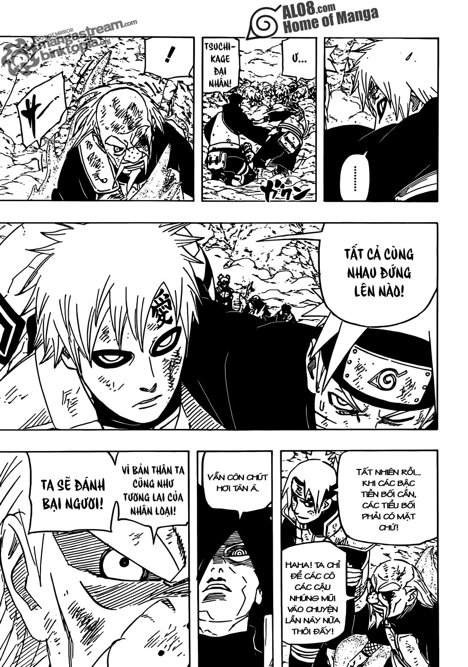 Naruto chap 562 Trang 5 - Mangak.info