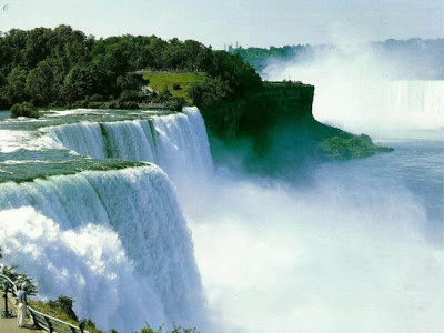 Niagara Falls in USA