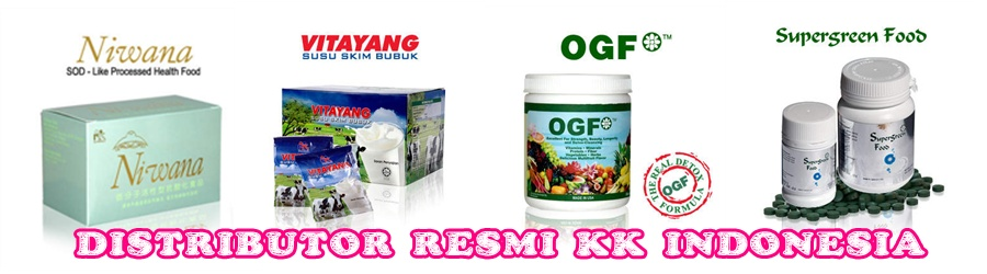 DISTRIBUTOR RESMI Produk KK INDONESIA
