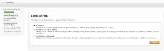 Openfire - Configuración