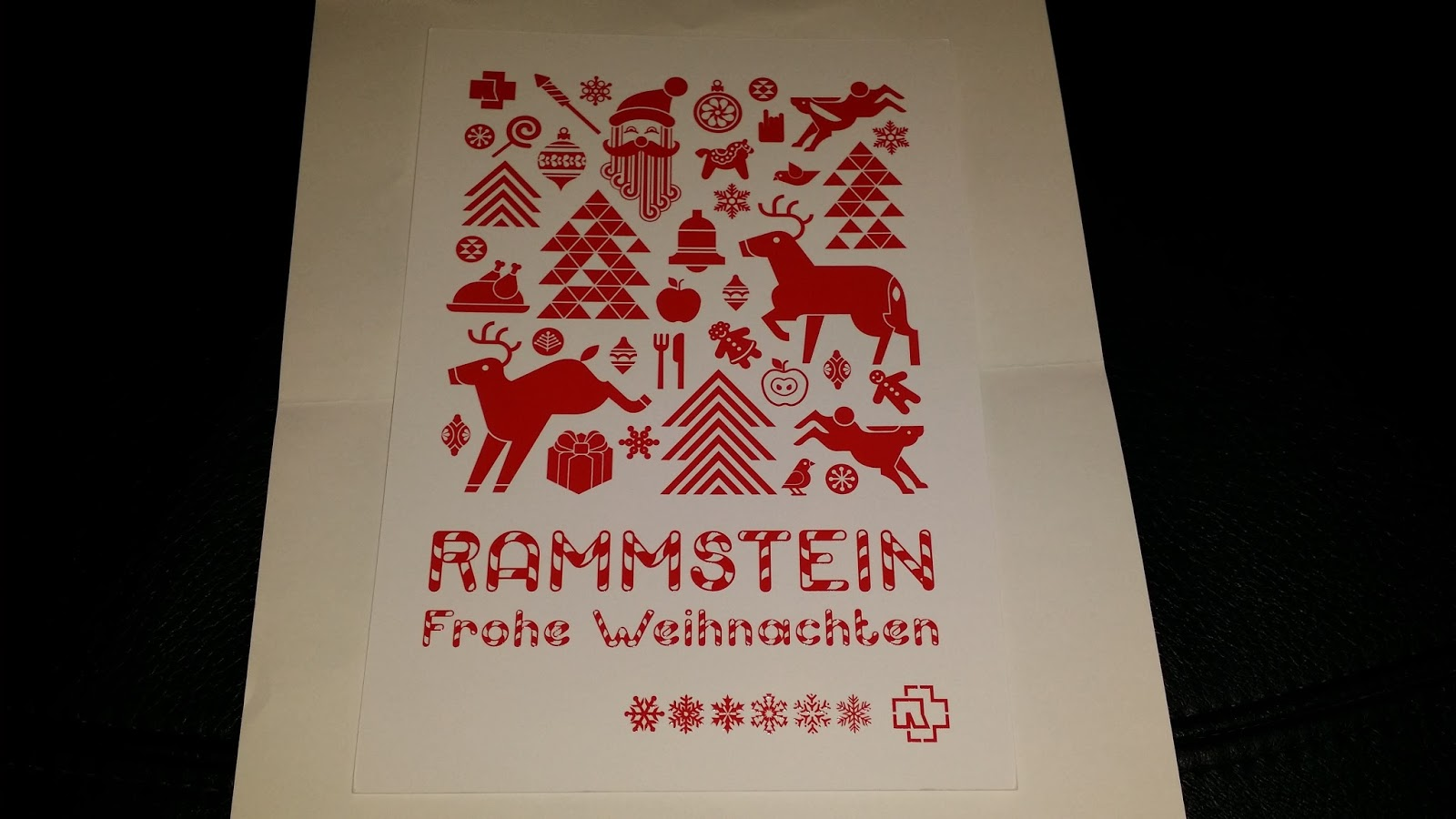 rammstein welcome to the rammstein collection by rc