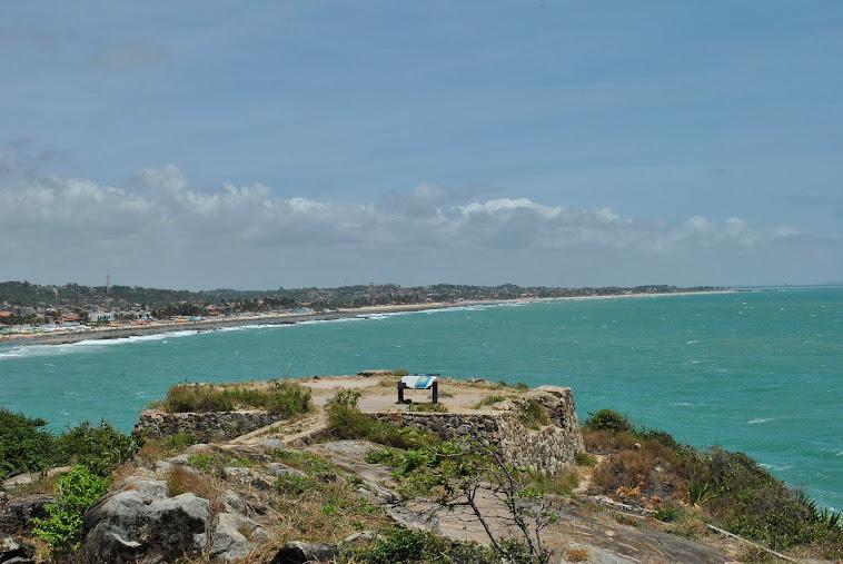 Forte de São Francisco Xavier, Cabo de Santo Agostinho