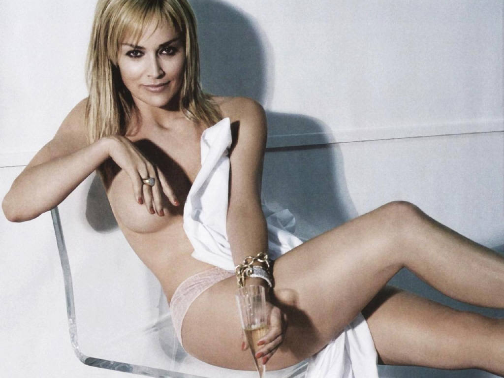 nude Actress sharon stone