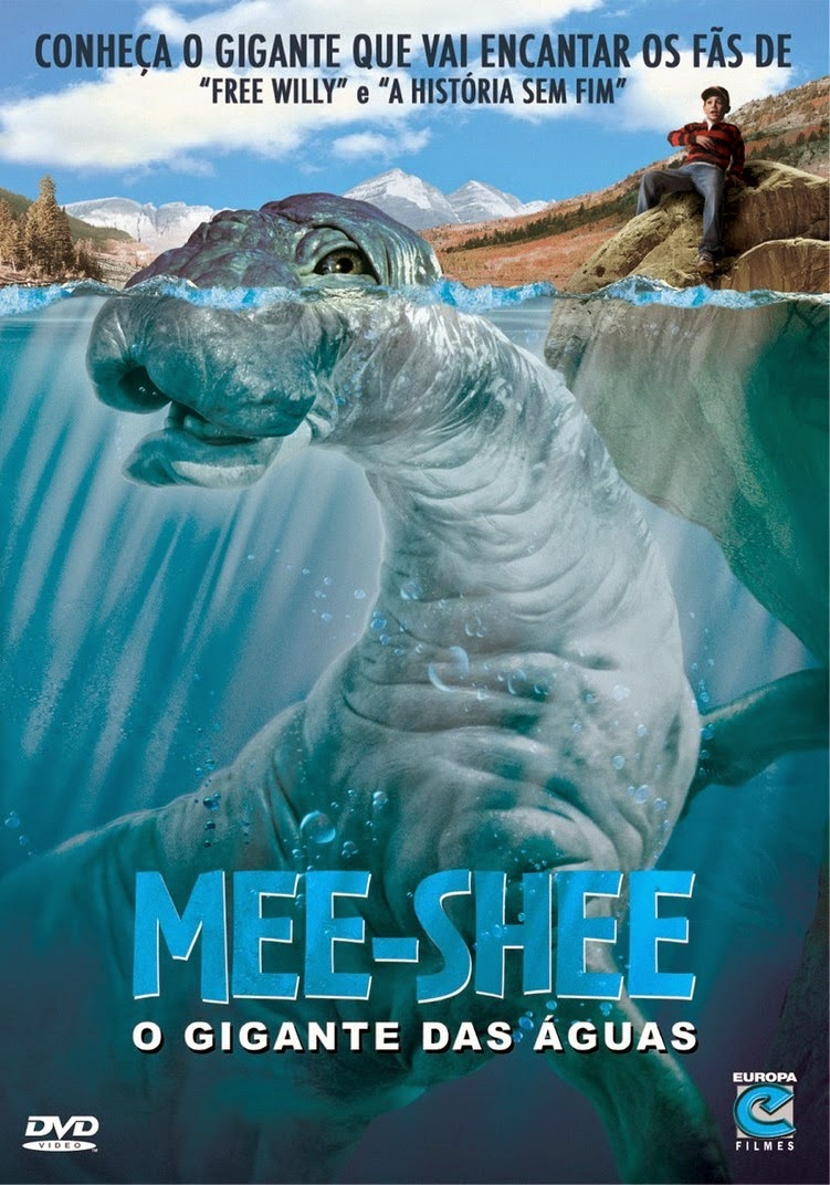 Mee-Shee: O Gigante das Águas – Dublado (2005)