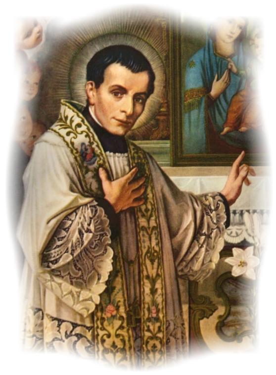 Image result for Santo Yosef Kafasso, Pengaku Iman