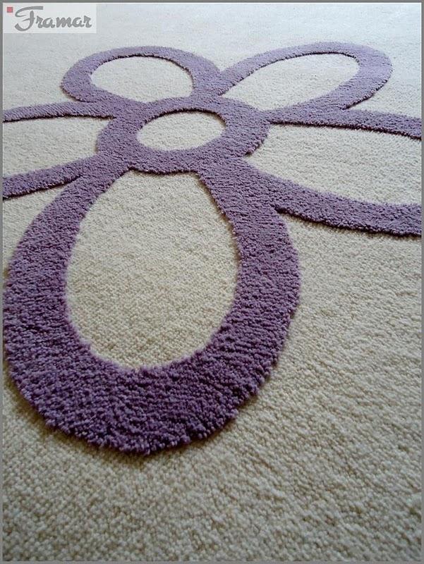 Bog dise os septiembre 2011 for Alfombras hechas con lana
