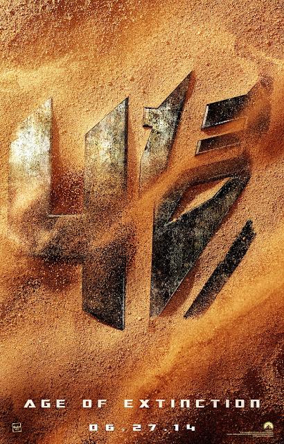 TF4AgeofExtinctionPoster1 صور بوستر الجزء الرابع من المتحولون Transformers: Age of Extinction