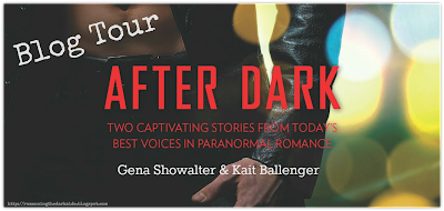 "{Blog Tour} Character Interview with the heroes of ""After Dark"" by Gena Showalter and Kait Ballenger + Giveaway"