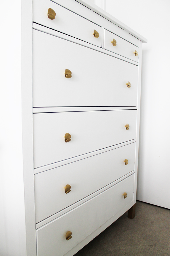 gold home for ideas dresser remodeling diy hacks projects malm ikea knobs makeovers