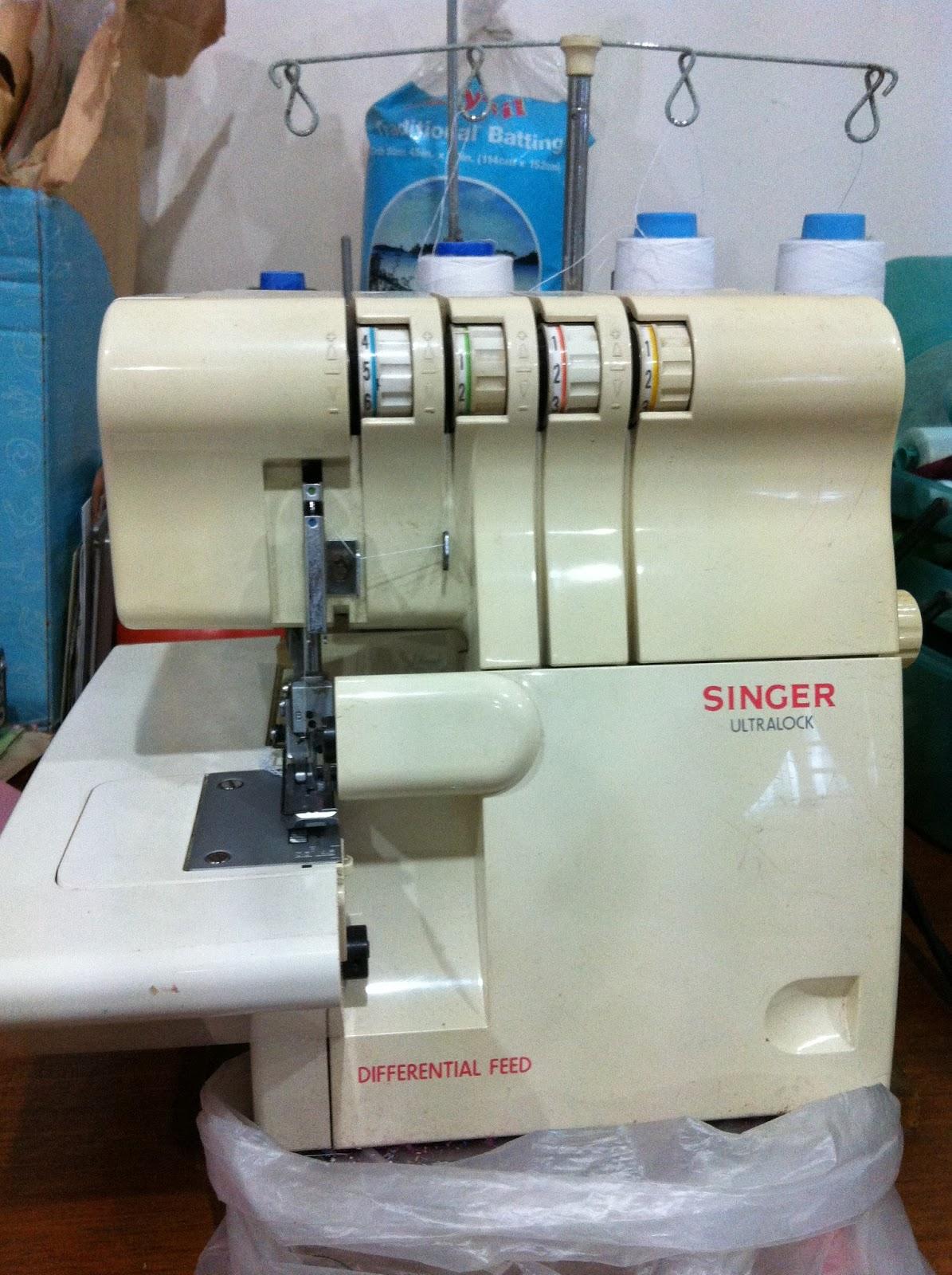 sewing edging machine