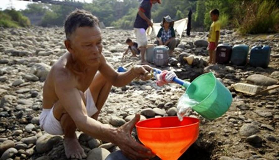 Terbatasnya Air Bersih di indonesia
