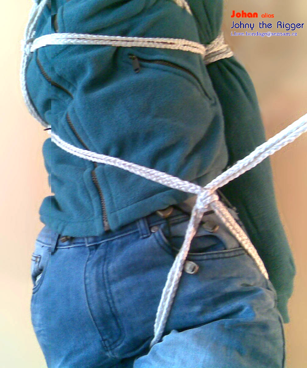 Rope Rebirth http://my-knots.blogspot.com/2011/05/nawa-shibari-tutorial-water-caltrop-v-5.html