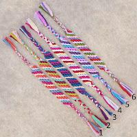 Friendship Bracelet Patterns6