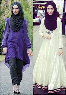 Foto Model Busana Muslim Terbaru 2014 Terbaru Trend Gaya Hijab Style
