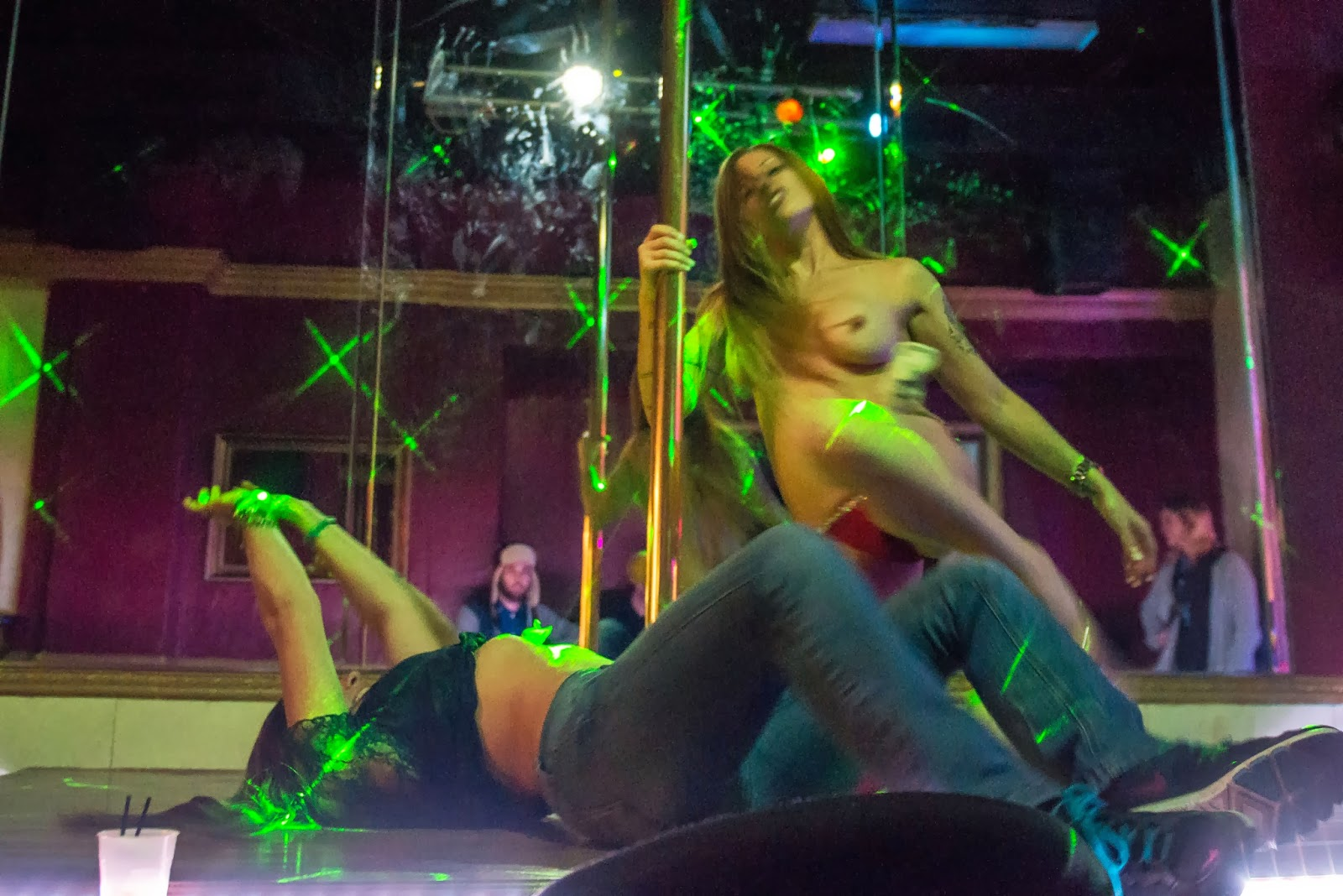 That purlieus Clubs La Bossier Strip In City with grieving faithfulness