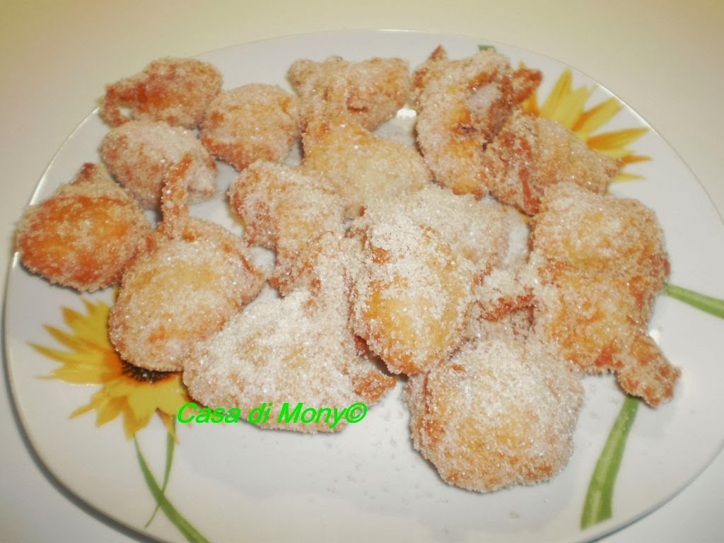 frittelle con pasta madre