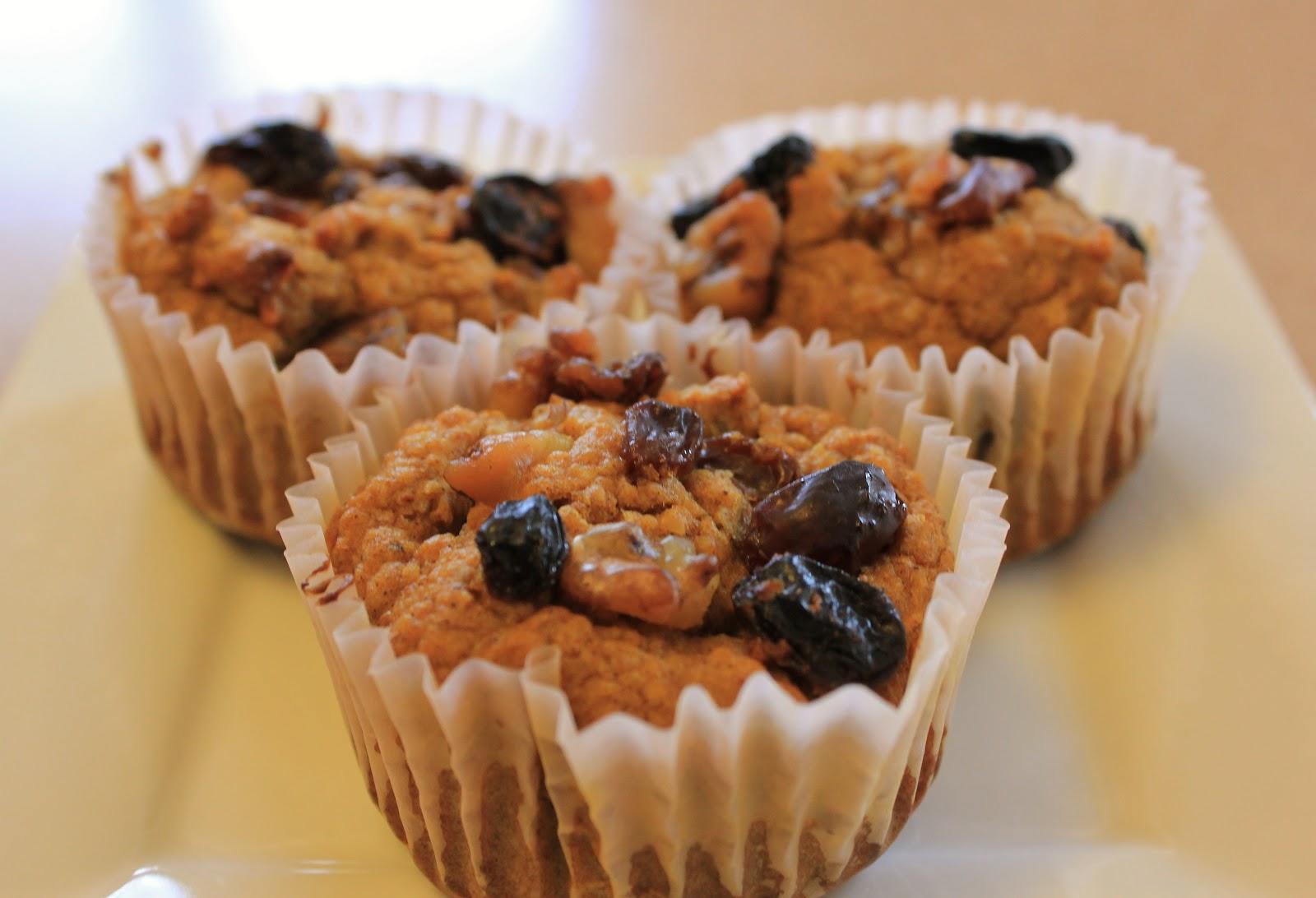 Fit and Lovin' it: Pumpkin Spice Muffins