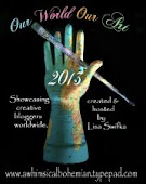 'OUR WORLD OUR ART' EVENT POSTPONED UNTIL THE SPRING. PLEAE STAY TUNED FOR MORE INFOMATION.