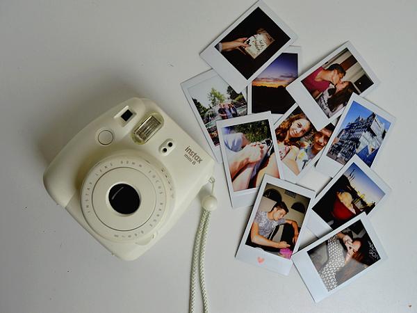 Wat te doen met je Polaroids?