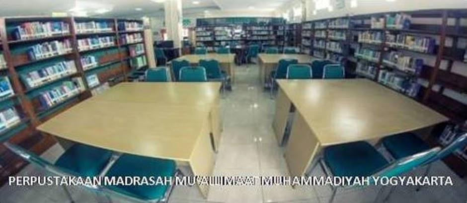 Perpustakaan Madrasah Mu'allimaat Muhammadiyah Yogyakarta