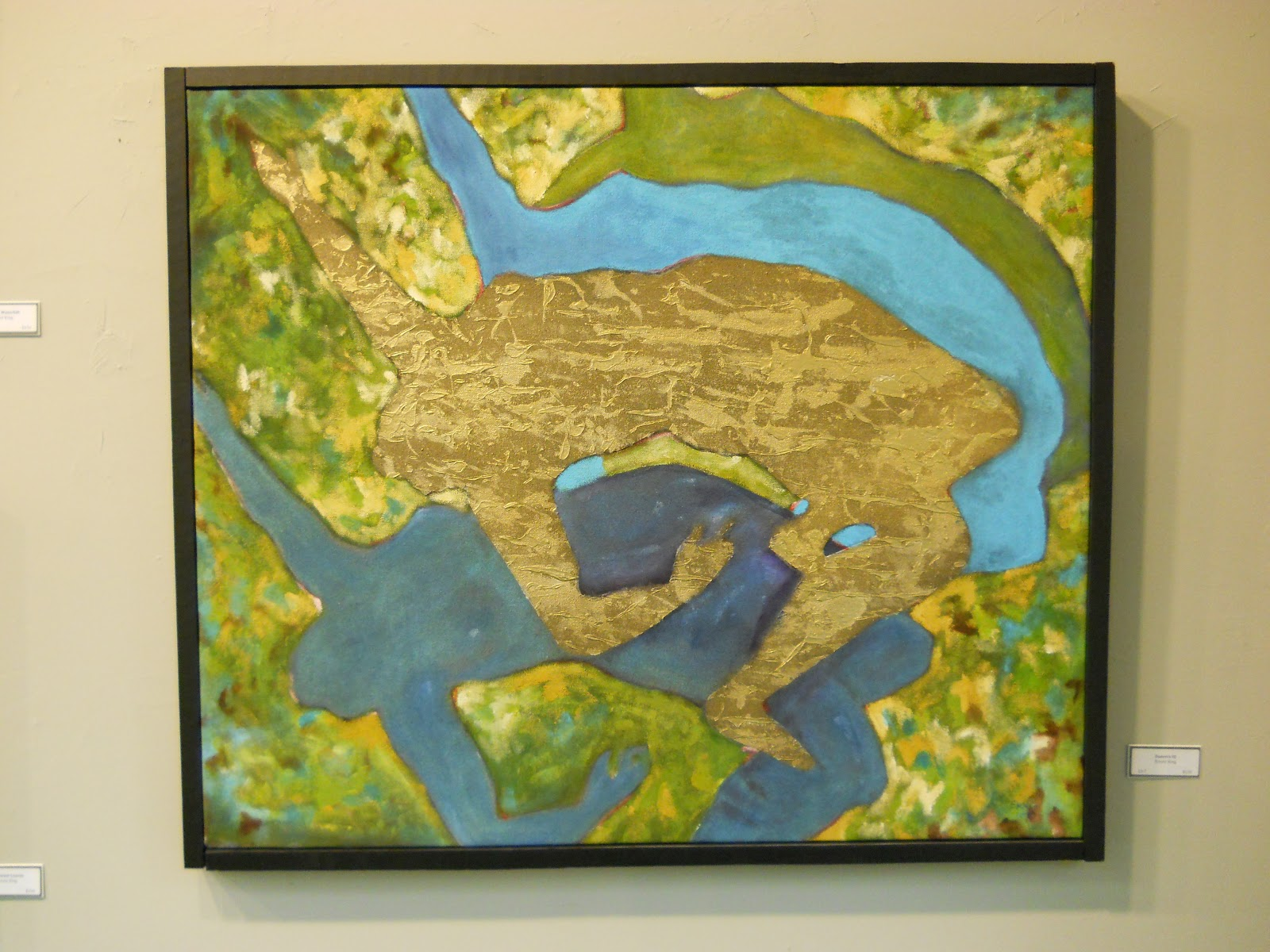 Oak Hollow Gallery: New Show - Ernest King, Paintings and Gary ...
