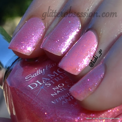 Sally Hansen Sparkling Rose
