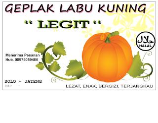 geplak waluh, logo, brosur, banner, labu kuning, waluh, geplak labu kuning