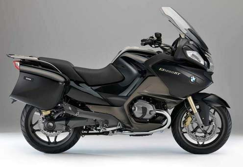 BMW R 1200 RT Reise Boxer Review