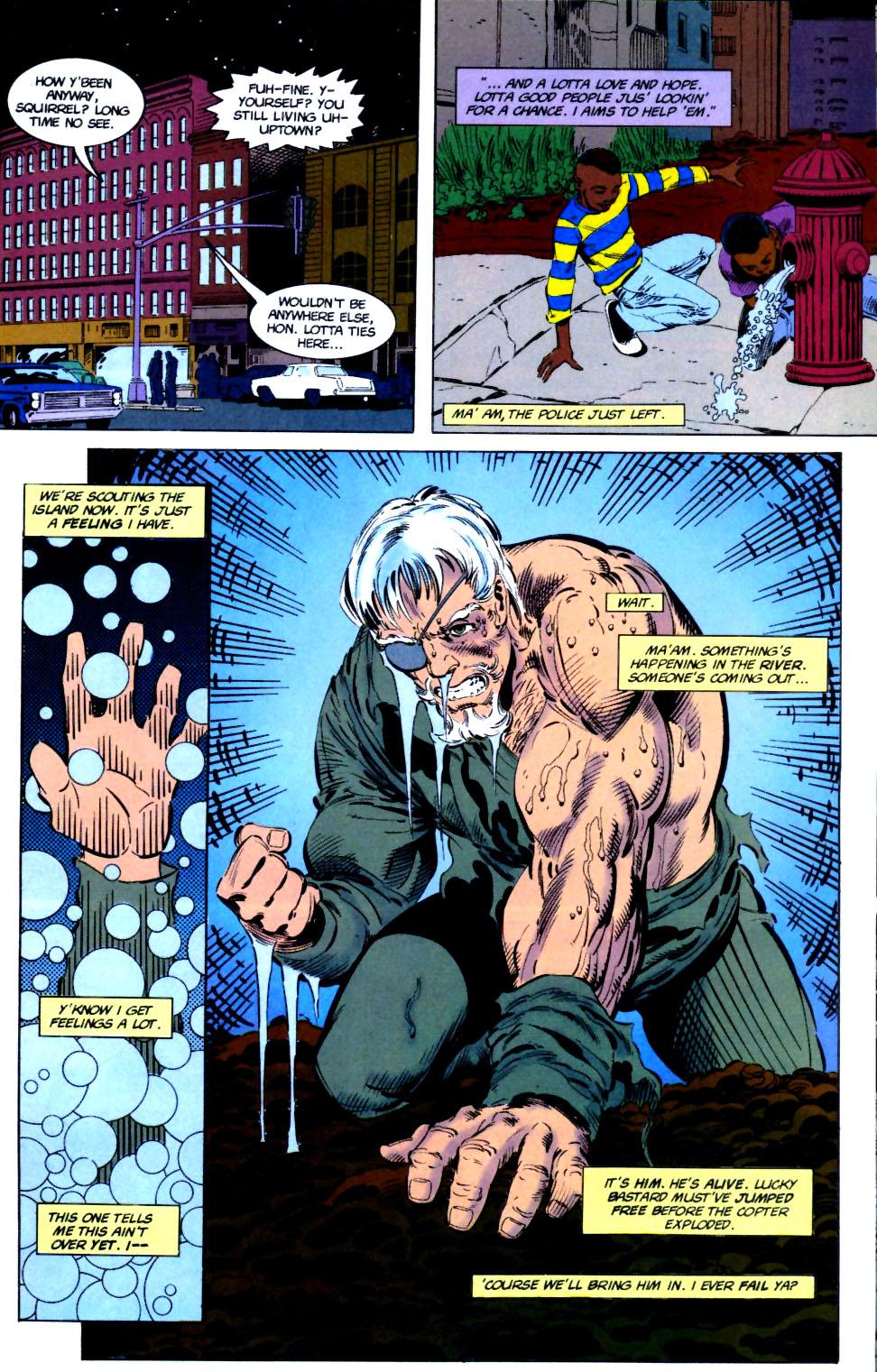 Deathstroke (1991) Issue #16 #21 - English 17