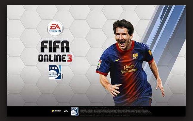 Cara Daftar, Download dan Bermain Fifa Online 3