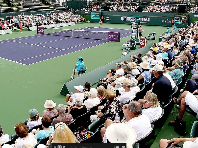 Indian Wells 2012 Live Online Coverage TV Schedule
