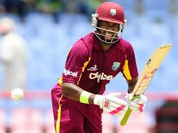 Darren Bravo score 54 runs in 81 deliveries hitting 6 fours