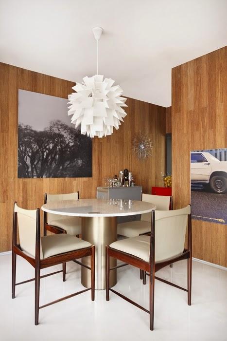 Wohnen im Souterrain - helle Farbe und Holz hilft gegen das Kellerkind-Gefühl!